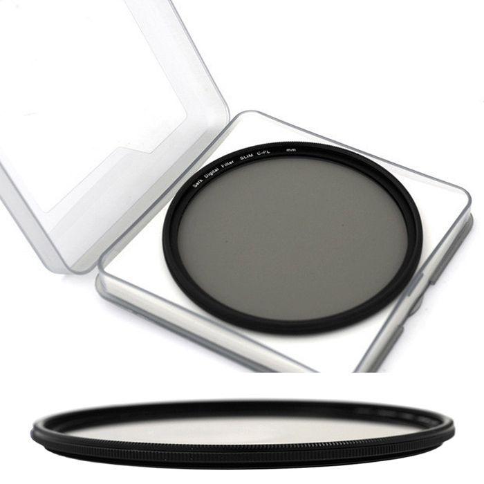 Kit Filtro UV PLC Serk 58mm e Kit de Limpeza EC05  - Diafilme Materiais Fotográficos