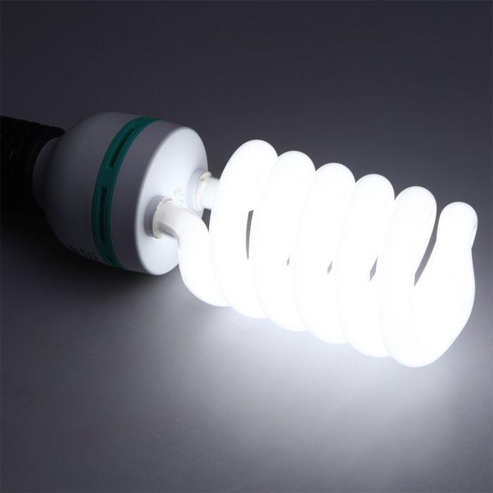 Lâmpada Fluorescente Estúdio Fotográfico - 70W  - Diafilme Materiais Fotográficos