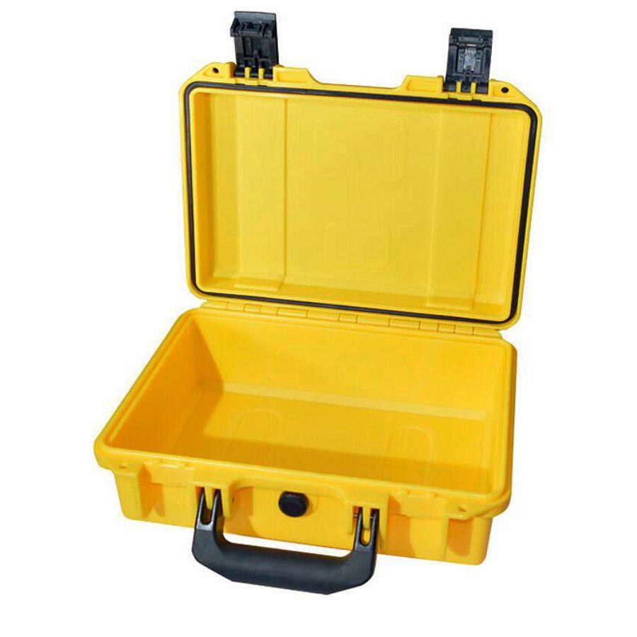 Mala Rigida DSLR - CaseONE YF3020Y Foam com Kit de Limpeza EC05  - Diafilme Materiais Fotográficos