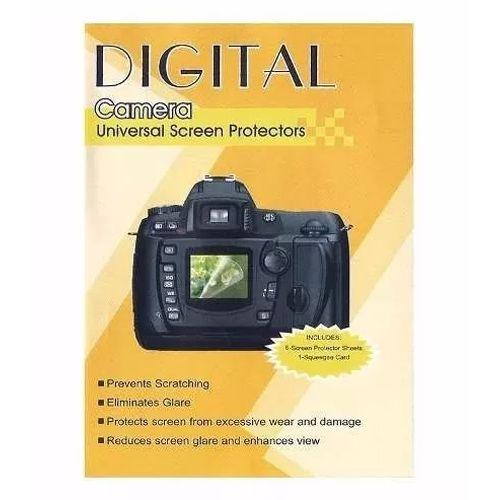Película Protetora de LCD para Câmera DSLR  - Diafilme Materiais Fotográficos
