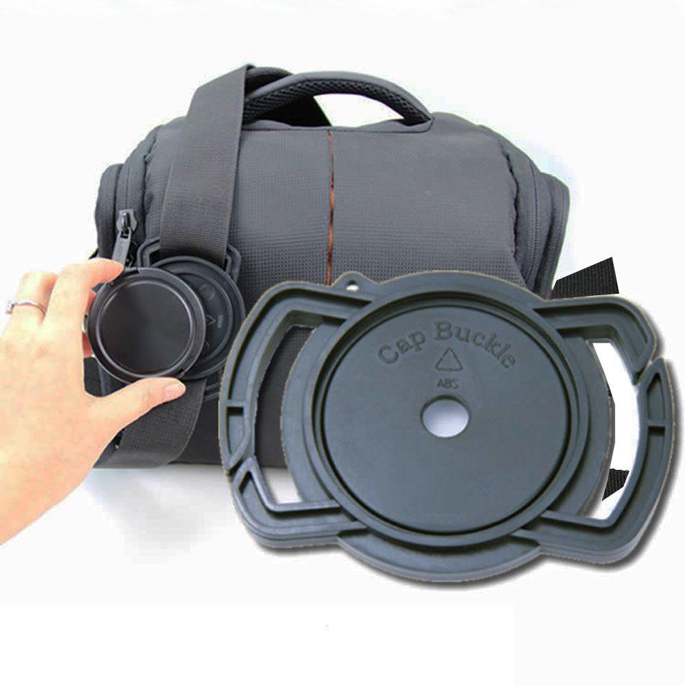Porta tampa de proteção de lentes e objetivas - 52mm 58mm e 67mm  - Diafilme Materiais Fotográficos