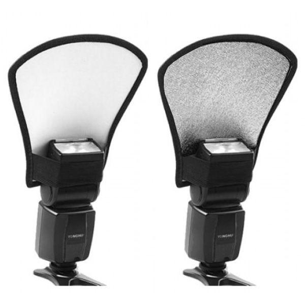 Rebatedor Universal para Flash Dedicado Speedlight - LS28  - Diafilme Materiais Fotográficos