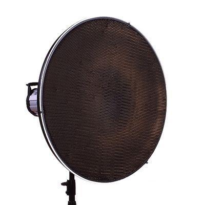 Refletor beauty dish 40cm montagem Atek  - Diafilme Materiais Fotográficos