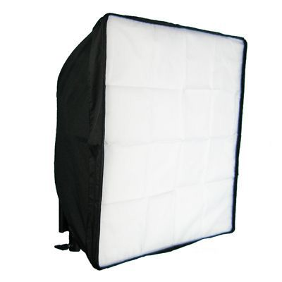 Softbox para Flash Dedicado Speedlight Tipo Sombrinha - 40x40cm   - Diafilme Materiais Fotográficos
