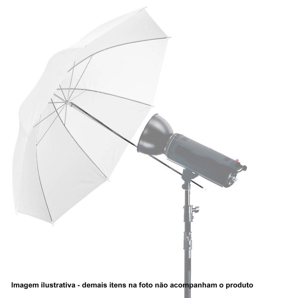 Sombrinha para Estúdio Fotográfico Difusora - 90cm  - Diafilme Materiais Fotográficos