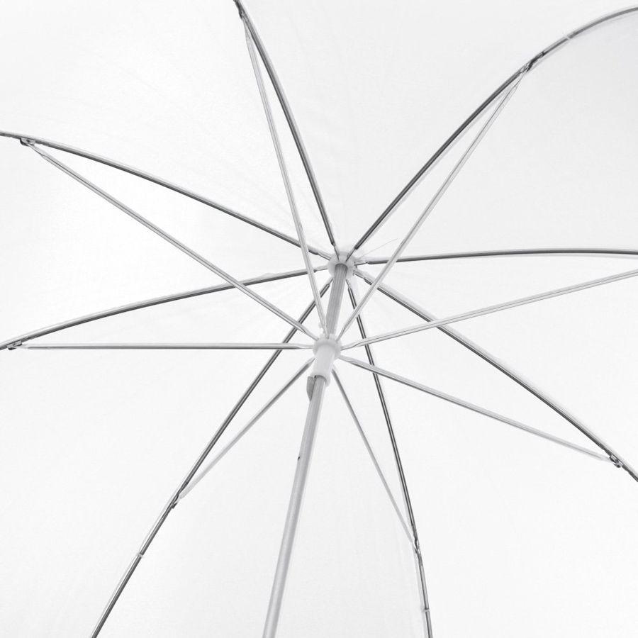 Sombrinha para Estúdio Fotográfico Difusora e Rebatedora - 90cm  - Diafilme Materiais Fotográficos