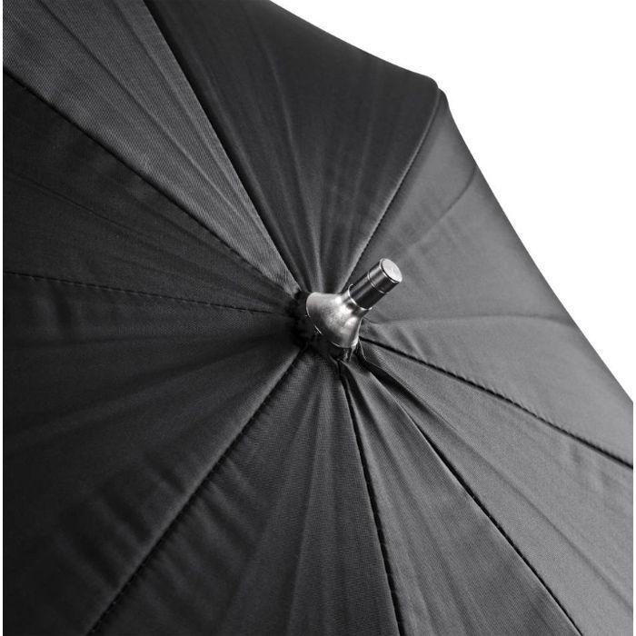 Sombrinha para Estúdio Fotográfico Rebatedora Prata - 90cm  - Diafilme Materiais Fotográficos