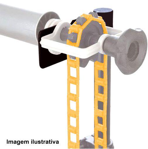 Suporte Fundo Infinito com Tripé para 01 Rolo com Expan - EX4000HD  - Diafilme Materiais Fotográficos