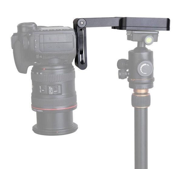 Base Suporte para Câmera DSLR tipo Z-Shape  - Diafilme Materiais Fotográficos