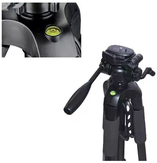 Tripé Câmera DSLR Vídeo - Digipod TR682A - 1,80m  - Diafilme Materiais Fotográficos
