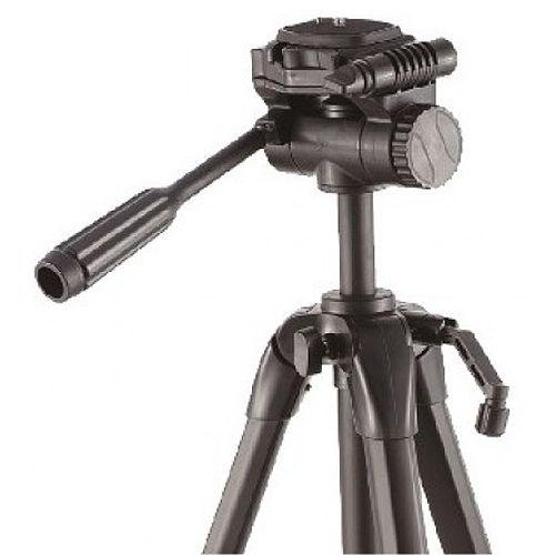 Tripé Câmera DSLR Vídeo - Nest KT2018 - 1,65m  - Diafilme Materiais Fotográficos