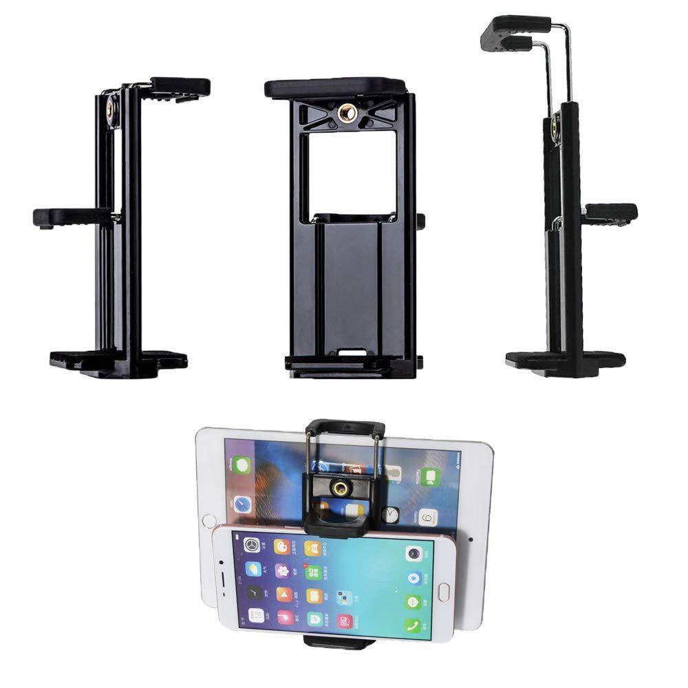 Tripé Digipod TR 452 com Suporte para Tablet e Smartphone  - Diafilme Materiais Fotográficos