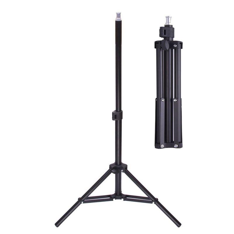 Tripé para Iluminação de Estúdio Back Light - LS02 - 74cm  - Diafilme Materiais Fotográficos