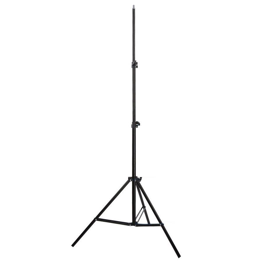 Tripé para Iluminação de Estúdio - LS200 - 2m - 2kg  - Diafilme Materiais Fotográficos
