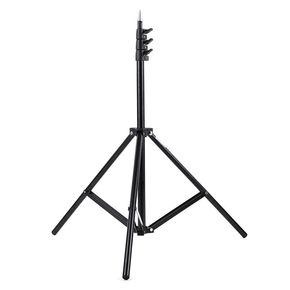 Tripe para Iluminacao de Estudio - LS260HD Compacto - 2,60m - 5kg  - Diafilme Materiais Fotográficos