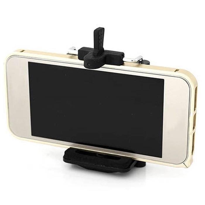 Tripé Tefeng TF 3110 com Suporte para Smartphone LW105  - Diafilme Materiais Fotográficos