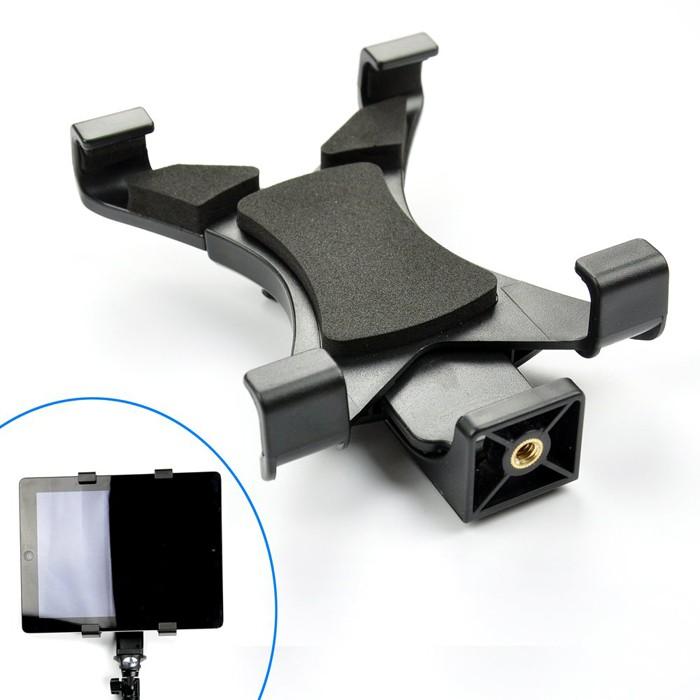 Tripé Tefeng TF 3110 com Suporte para Tablet  - Diafilme Materiais Fotográficos