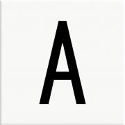 Azulejo Letra PB