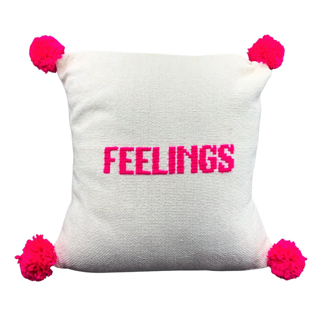 Almofada P - FEELINGS