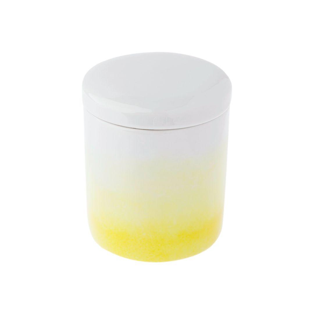 Amarelo Pote Ombre