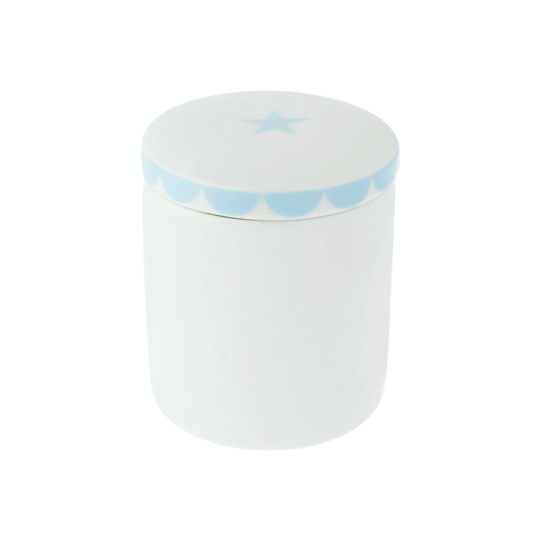 Azul Pote Estrela