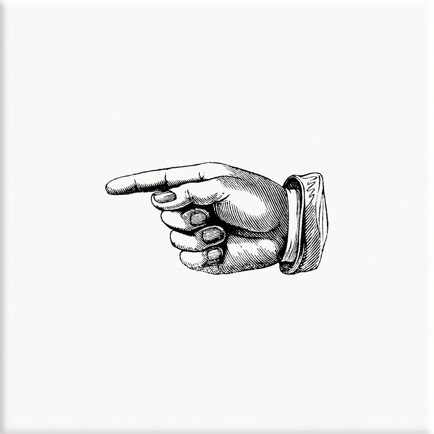 Azulejo Mão