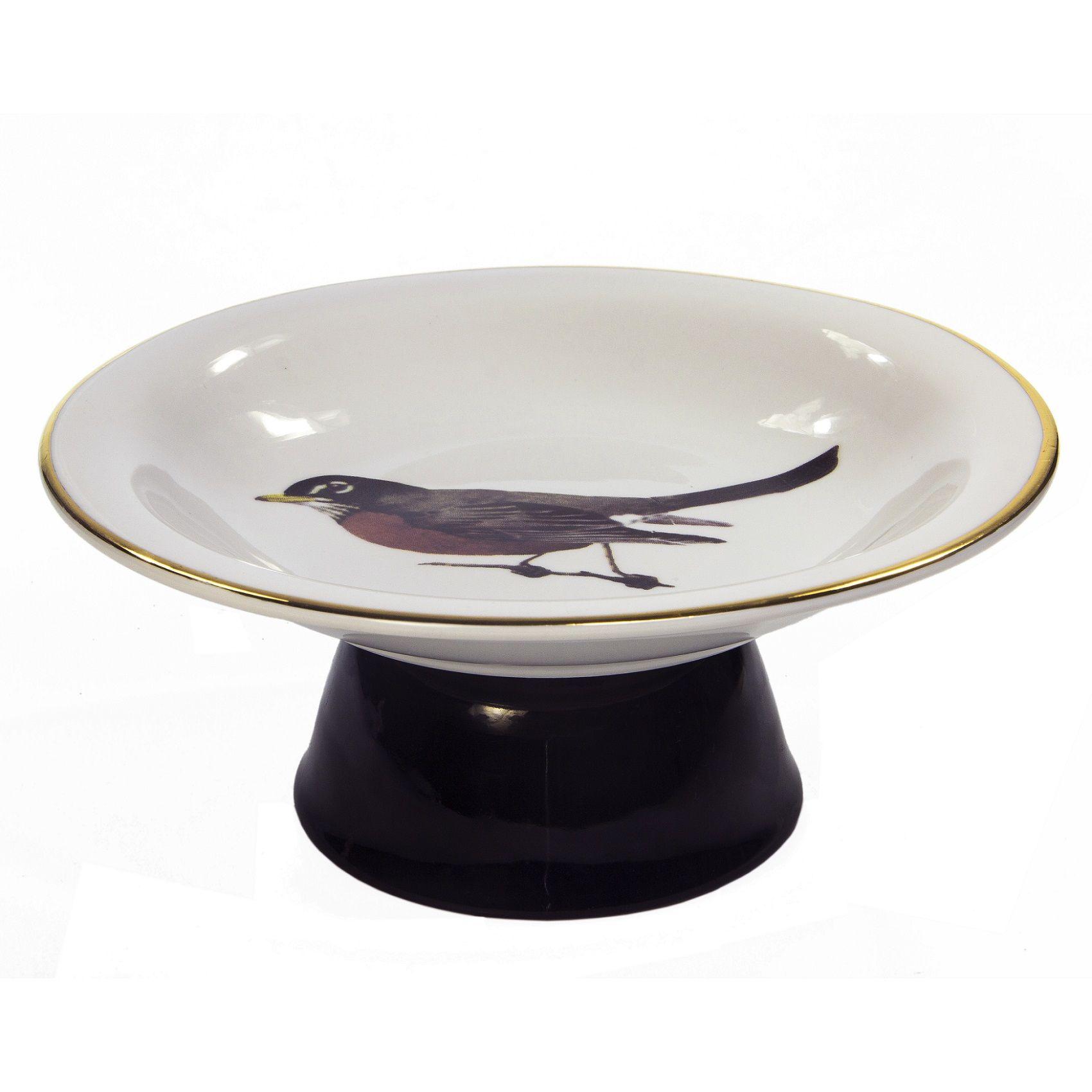 Boleira Pássaro Preto