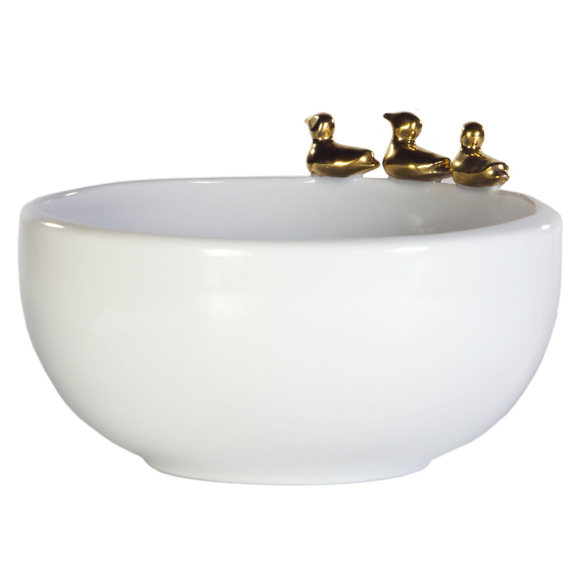 Ouro Bowl Patinhos