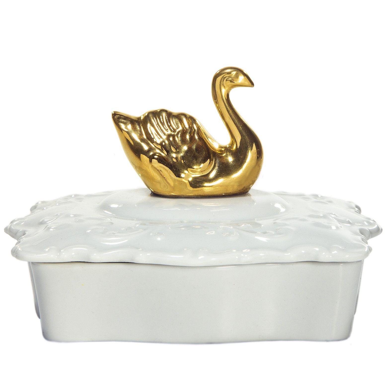 Caixa Cisne Ouro