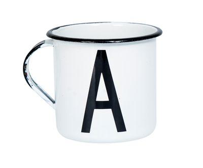Caneca Ágata Alfabeto