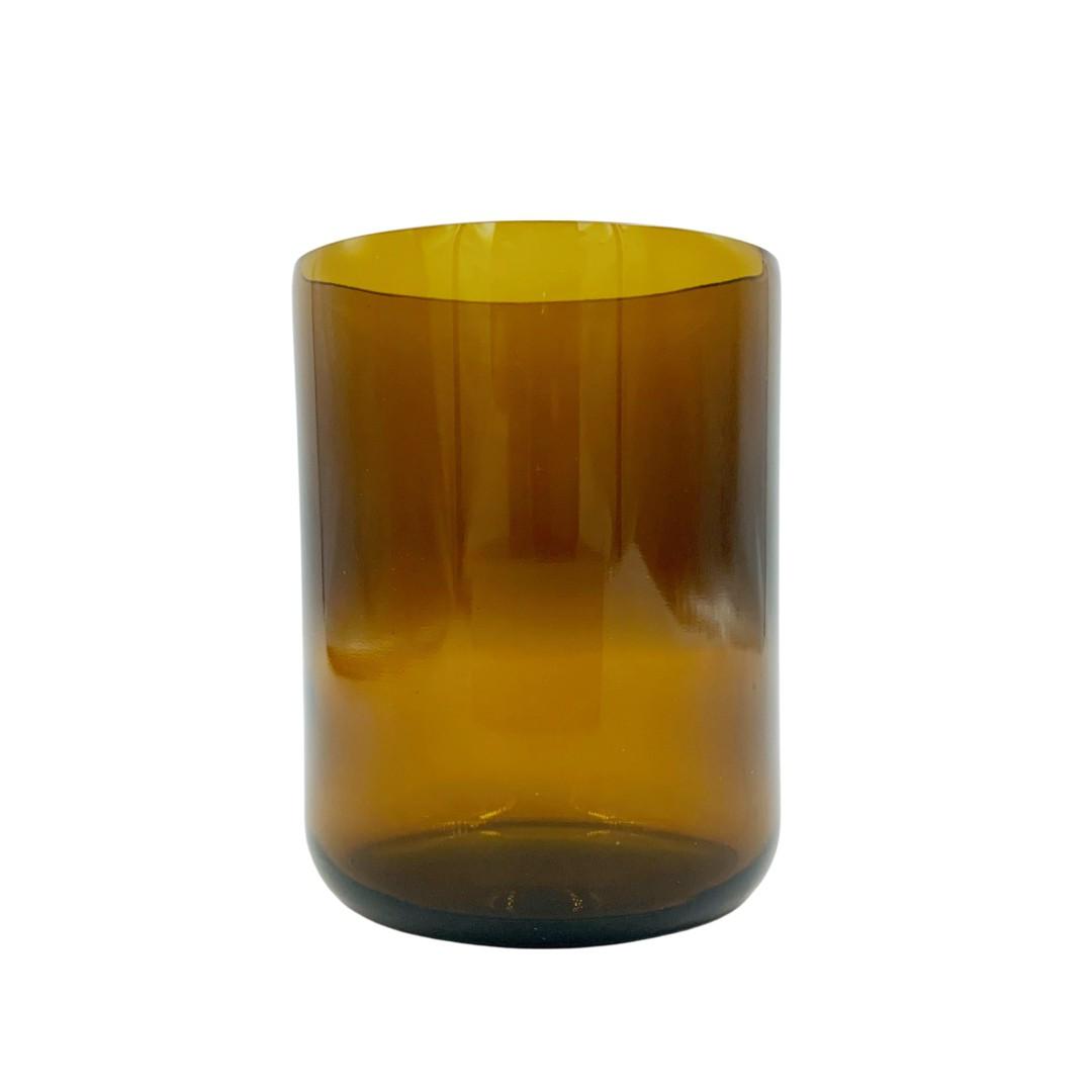 Frasco Reagente Ambar - 500 ml - Copo