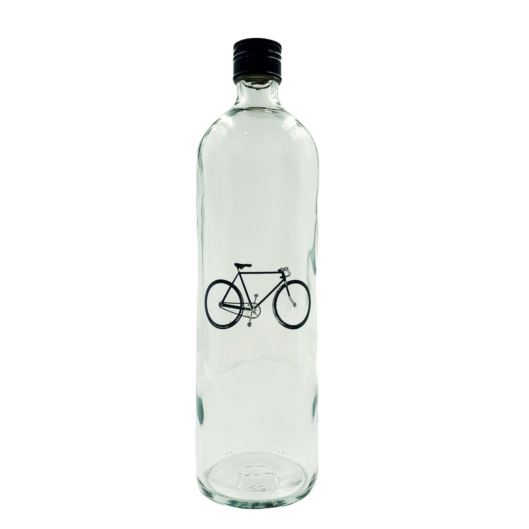Garrafa Estampa 'Bicicleta'