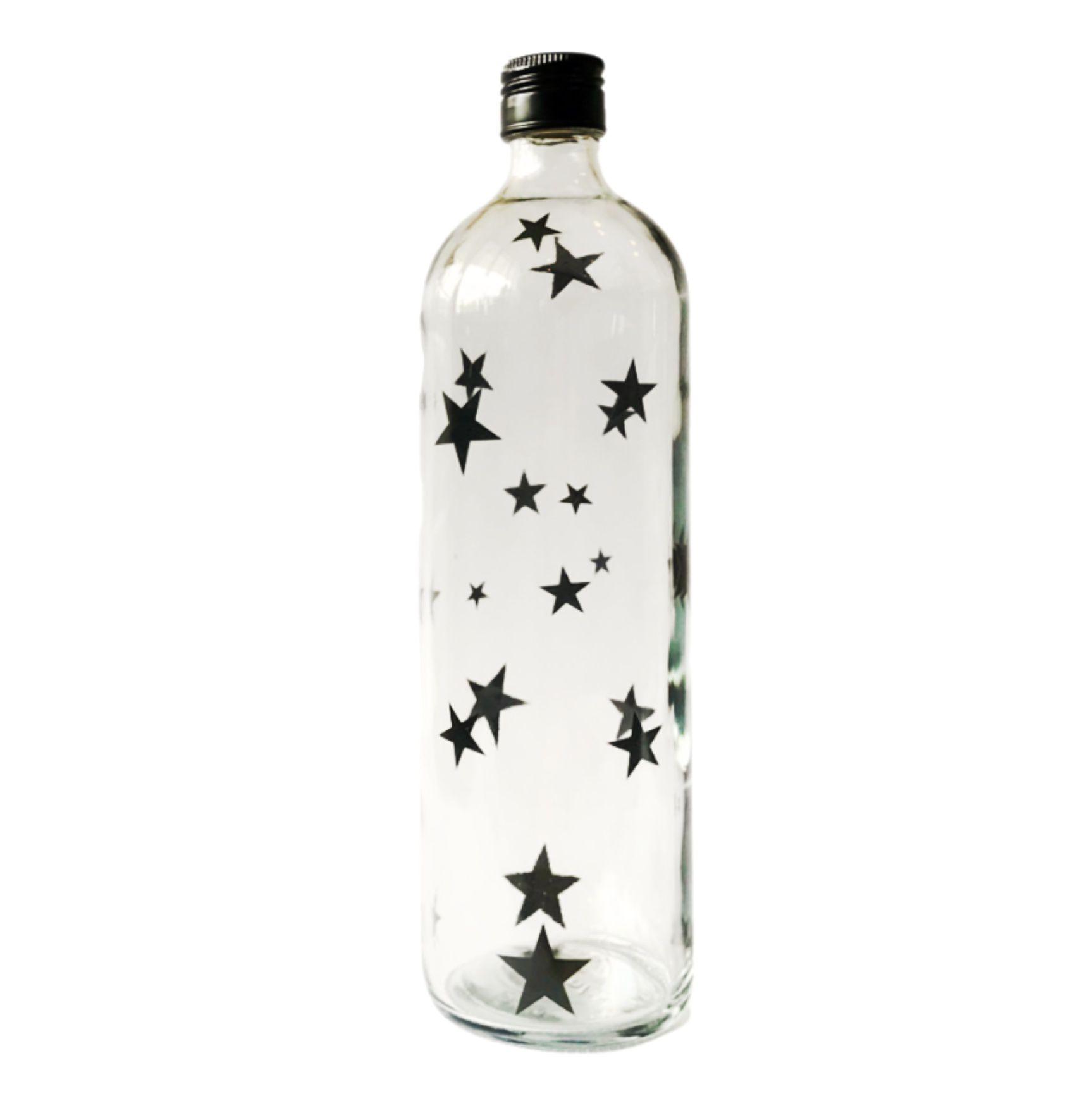 Garrafa Estampa 'Estrelas'