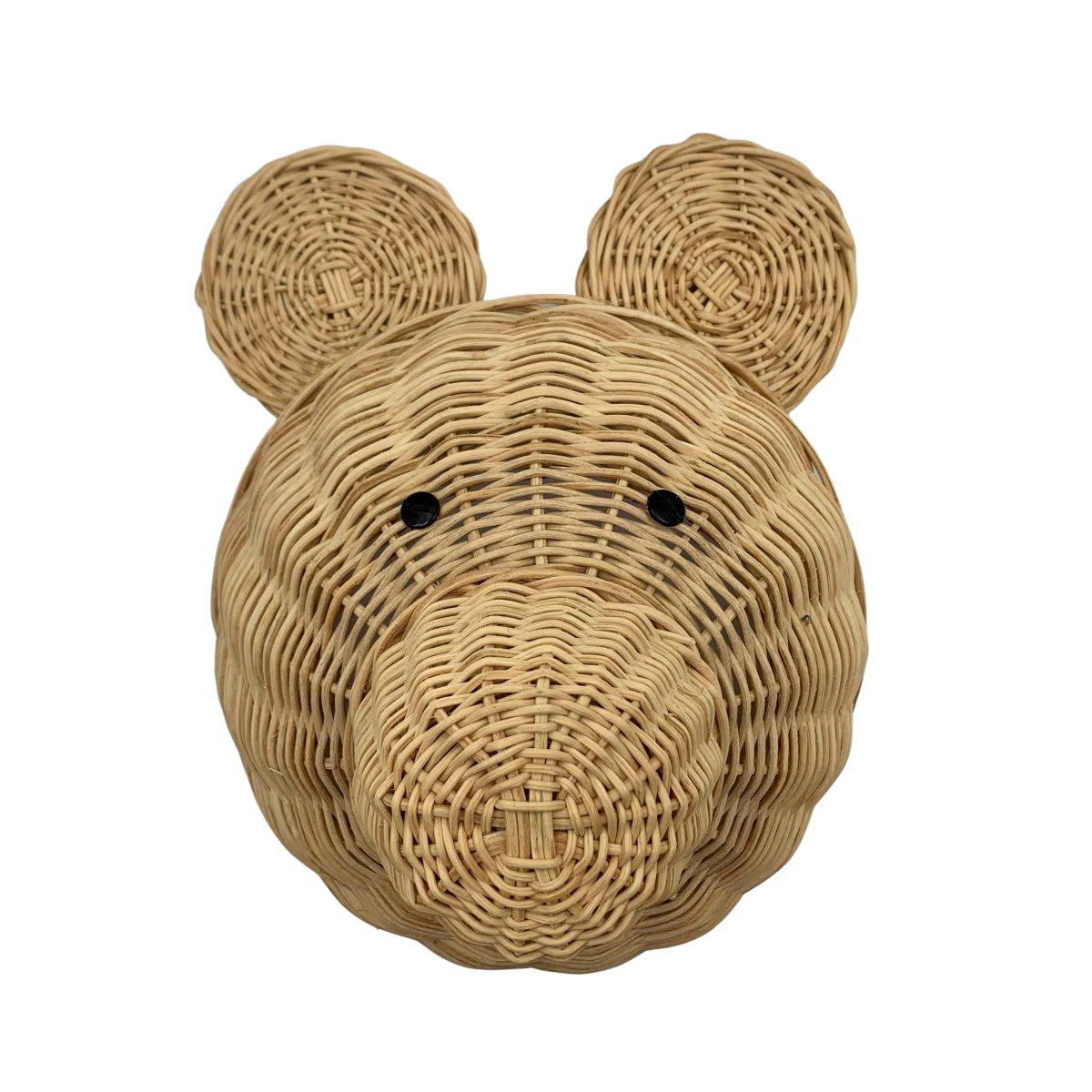 Máscara Urso Cipó