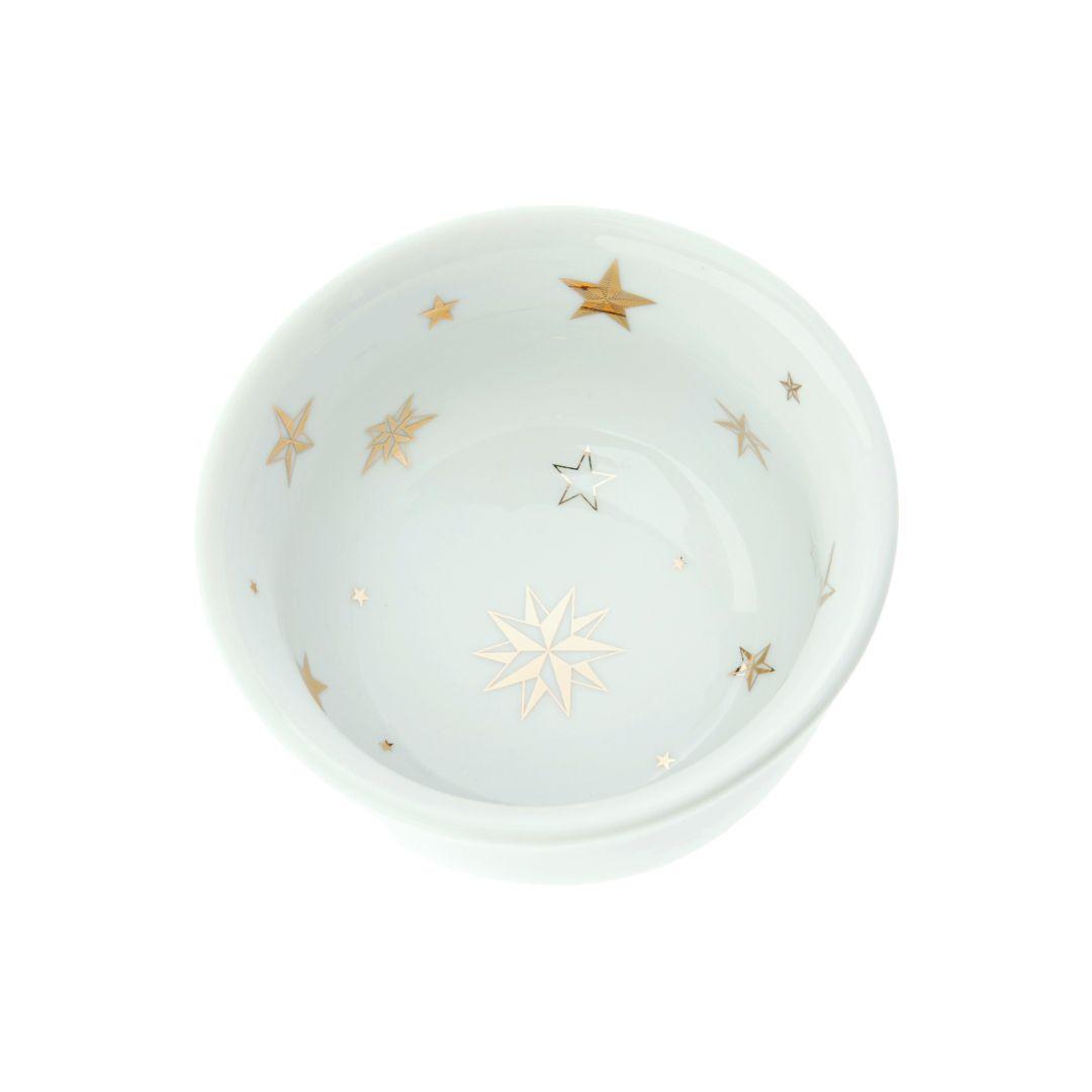 Ouro Bowl Estrelinhas