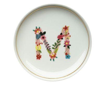 Pratinho Floral M