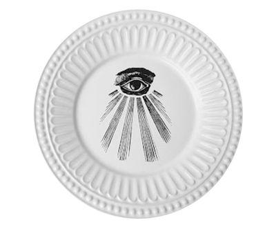 Sorte - Prato Sobremesa Olho