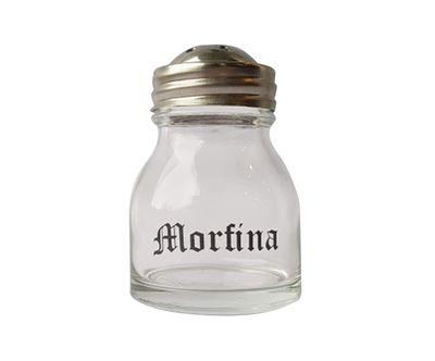 Saleiro Neruda Morfina