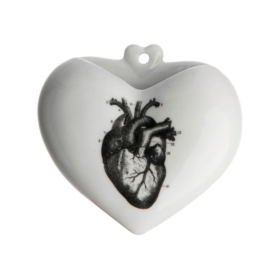 Vaso Coração Coração