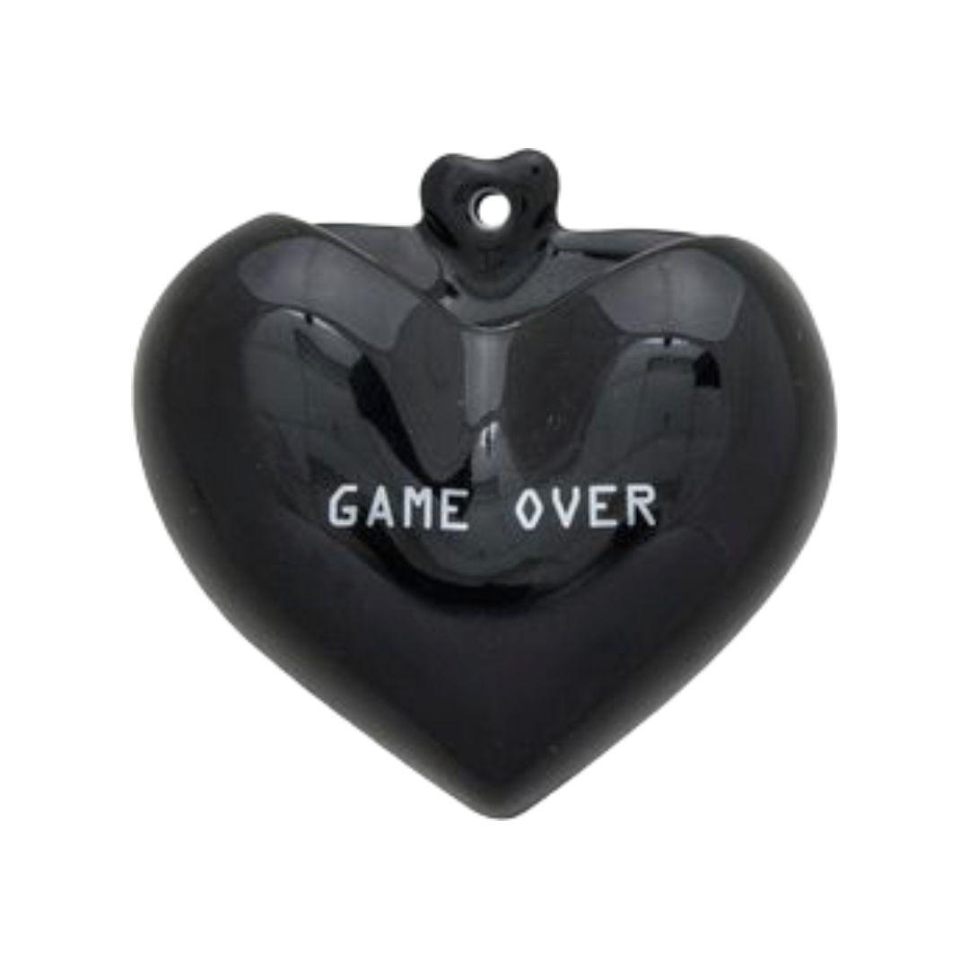 Vaso Coração - Game Over