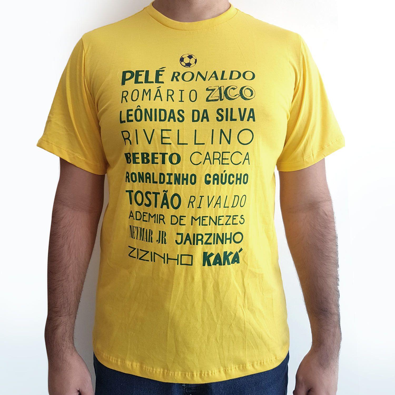 Artilheiros do Brasil T-shirt