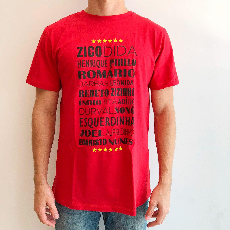 Artilheiros do Flamengo T-shirt