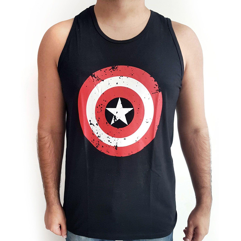 Capitão América Regata