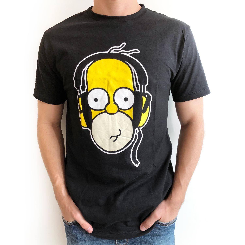 Homer DJ T-shirt