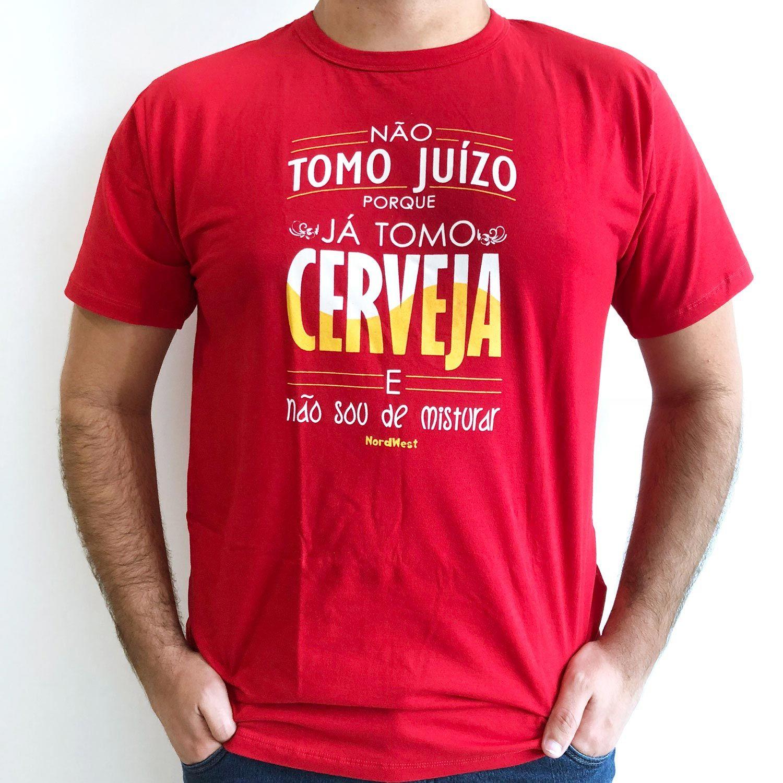 Não tomo juízo T-shirt