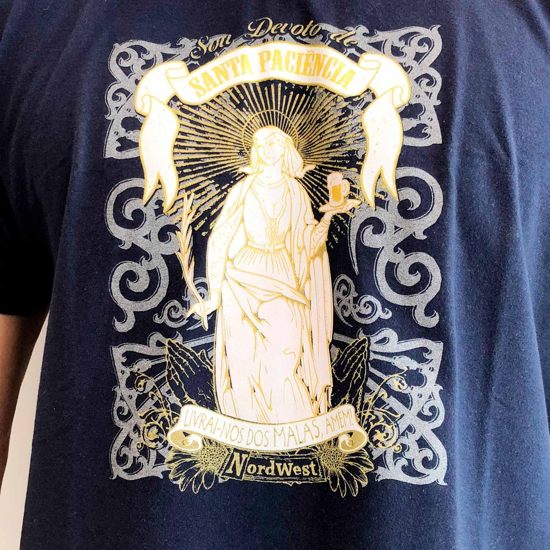 Santa Paciência T-shirt