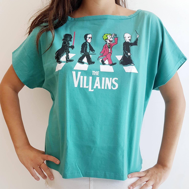 The Villains Blusa