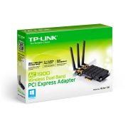 Adaptador PCI Express Wireless Dual Band Ac1900 Tp-Link Archer T9E
