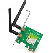 Adaptador Pci Express Wireless N 300 Mbps Tp-link Tl-wn881nd