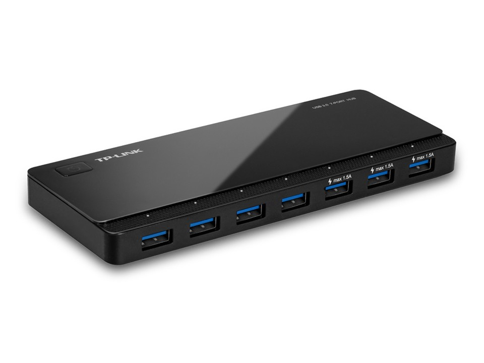 Hub Usb 3.0 De 7 Portas Tp-link Uh700